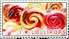 I heart lollipops stamp. by RadioactivePopTart
