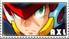 Axl stamp. by RadioactivePopTart