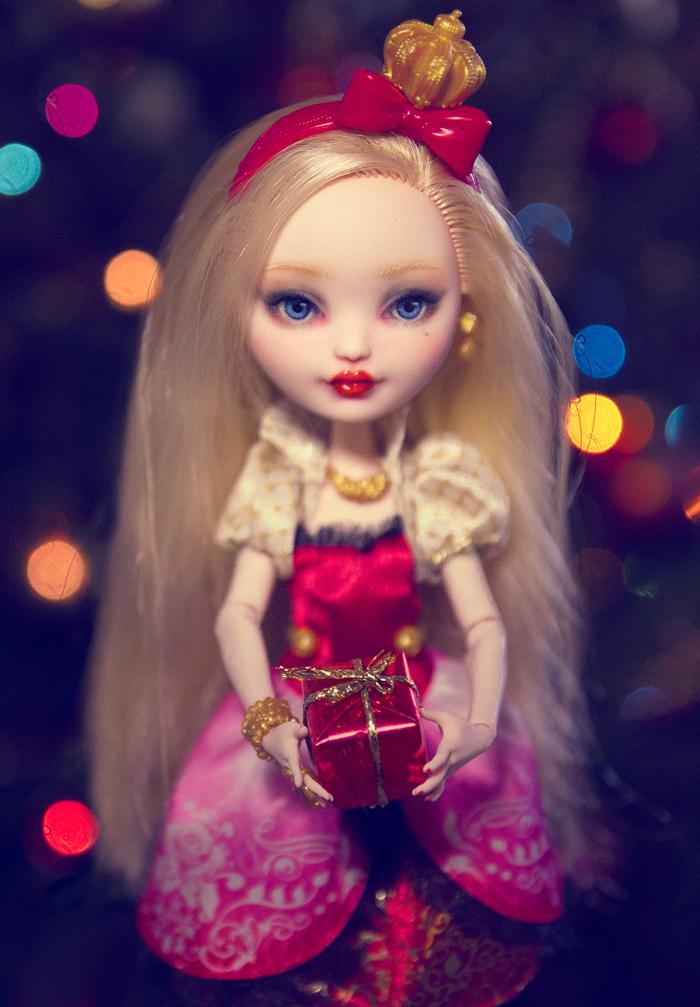 Как сделать ооак для куклы эвер афтер хай 11