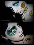 Steampunk Zombie by Luthy-Lothlorien