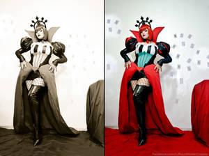 Imposing Queen