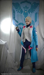 Blanche - The Mystic Team Leader