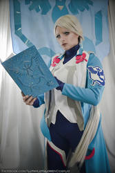 Blanche - The Mystic Team Leader - II