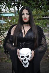 Happy Halloween 2017 - Morticia I