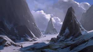 Lands of solitude