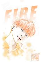 BTS: Fire- V by MissKongnamul