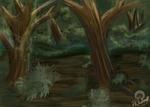 Swamplands Speedpaint