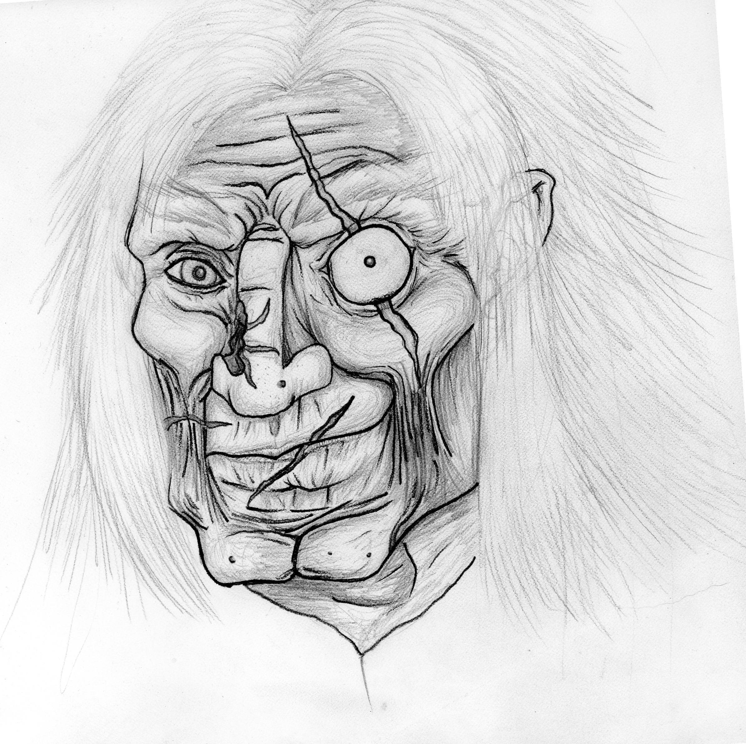 Mad-Eye Moody by Kendokata101 on DeviantArt