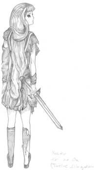 Yoko Twelve Kingdoms sketch