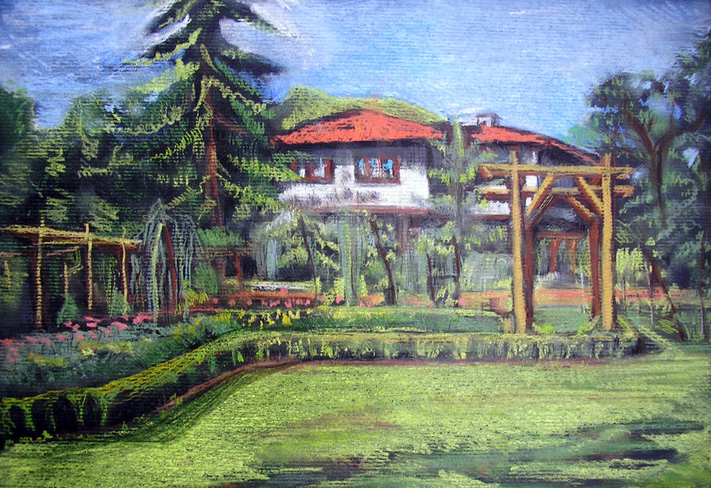 Balchik Botanic Garden