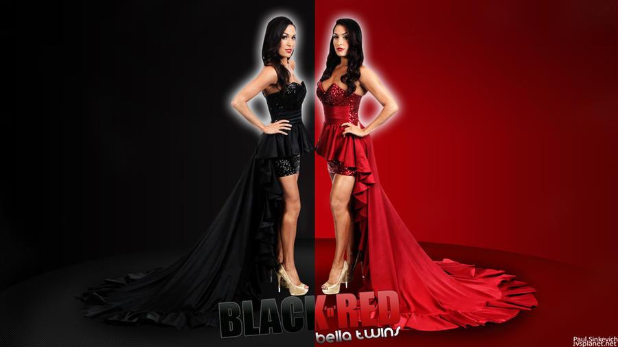 bella twins by vsplanet on deviantart