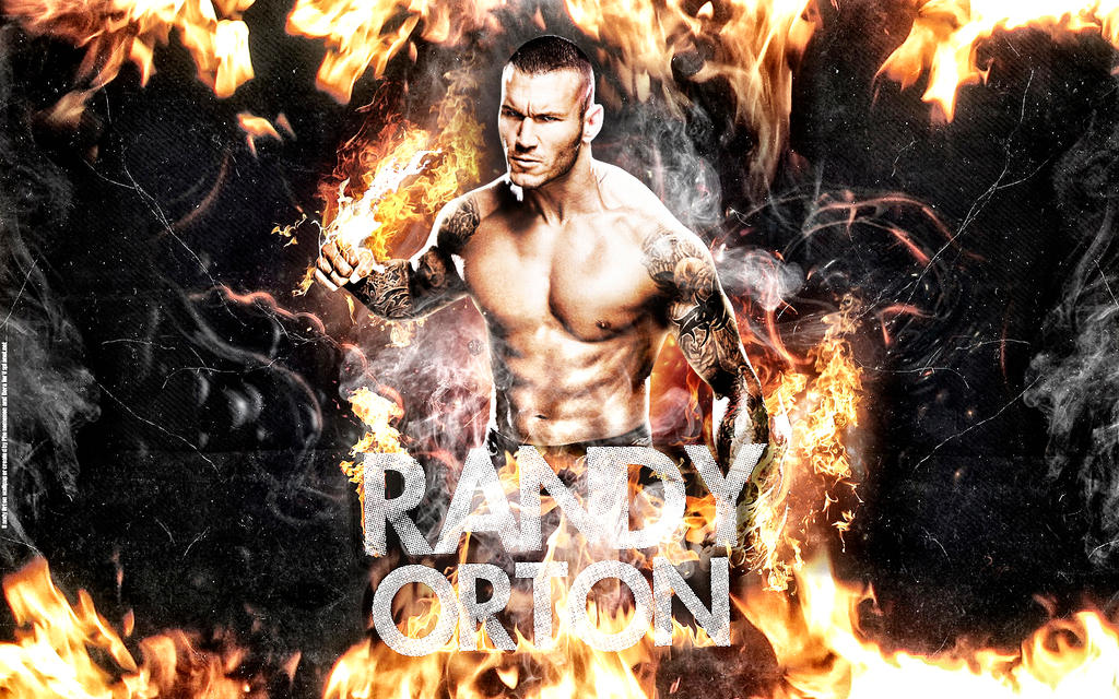 Randy Orton by VSplanet