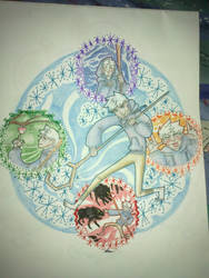 Jack Frost CYCLE by chocolatevampire217