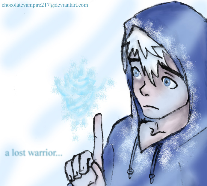 ROTG_A lost warrior by chocolatevampire217