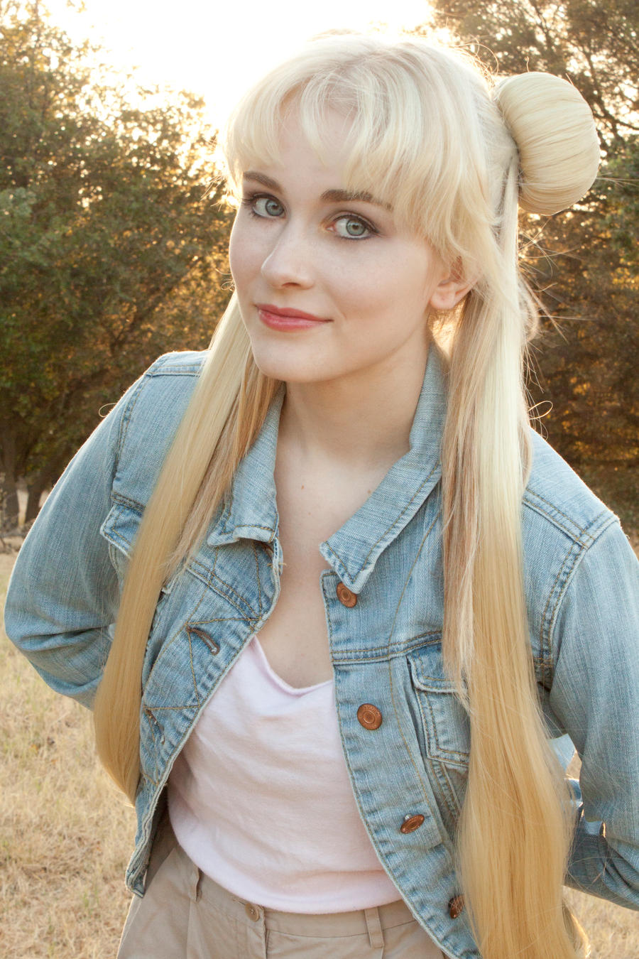 Casual Usagi Tsukino 3 By Missbunhead On Deviantart