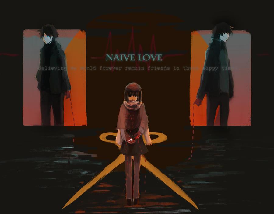 Commission: Naive Love by kapanihan