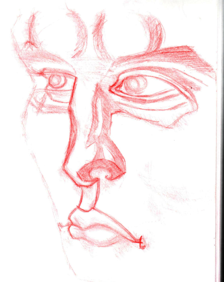 Face_Structure (Burne Hogarth)