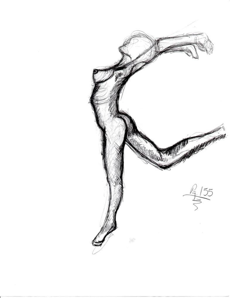Sketch 1 by Jokermagic