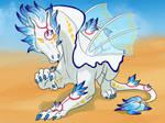 Blue Slug Dragon