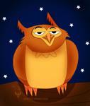 Stuffy Owl