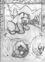 Beorn and other Hobbit stuff by erisa