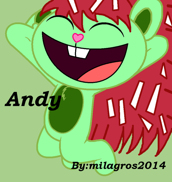 andy and friends