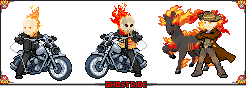 Marvel Movie Ghost Rider by ps2105