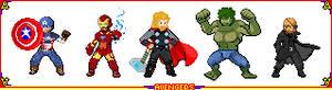 Marvel Movie Avengers