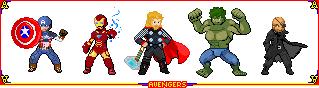 Marvel Movie Avengers By Ps2105 On Deviantart