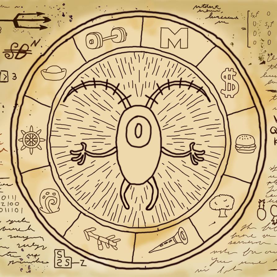Plankton cipher wheel by ravencourse on deviantart plankton cipher wheel by ravencourse biocorpaavc