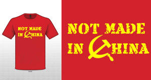 Not made in China