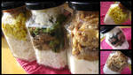 Jar Lunches