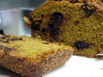Pumpkin Bread + Recipe