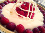 White Day Pie