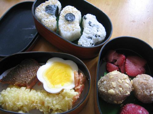 Imouto no Gohan by sake-bento