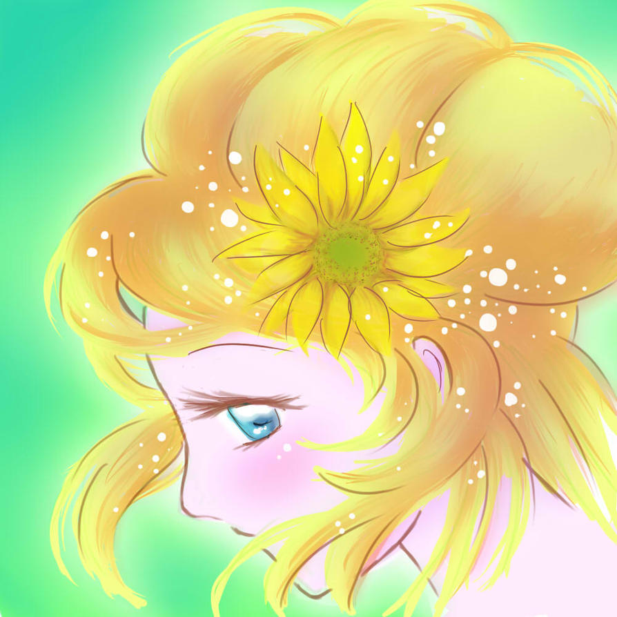 .: Sunflower 01-10 :. by Nekin-senpai