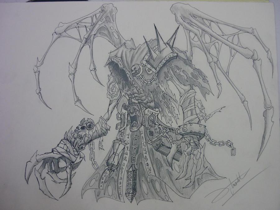 Death darksiders 2 reaper form