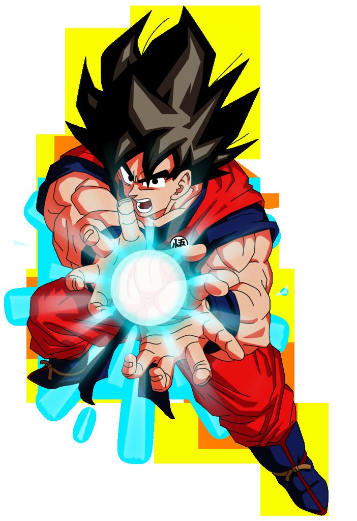 Creación de técnicas avanzadas Goku_kamehameha_by_styxero-d33qqco