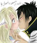 Zeref and Mavis - Because I Love You...