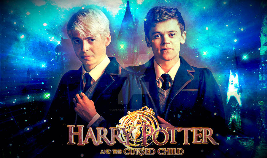 Image result for Cursed Child fan art