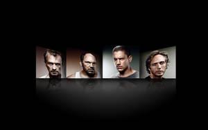 Prison Break..Sona Inmates by jeayese