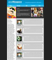 Myspace Reloaded by jeayese