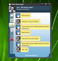 Naro Messenger: Vistah by jeayese
