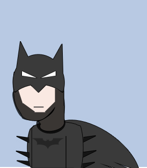 Batman by jeayese