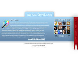 We are Developers by jeayese