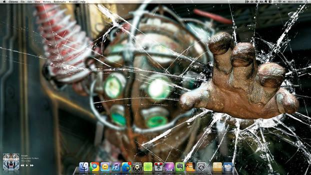 September Desktop by jeayese