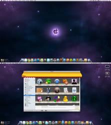 October Desktop 2010 by jeayese