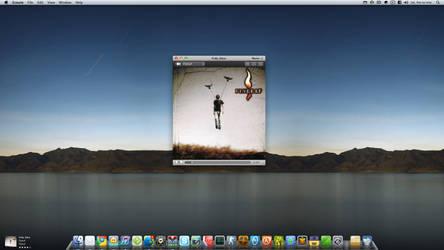 Another October Desktop by jeayese