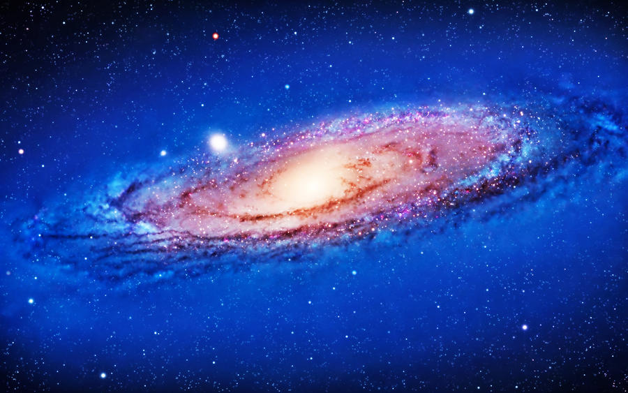 Andromeda Galaxy Mod by jeayese