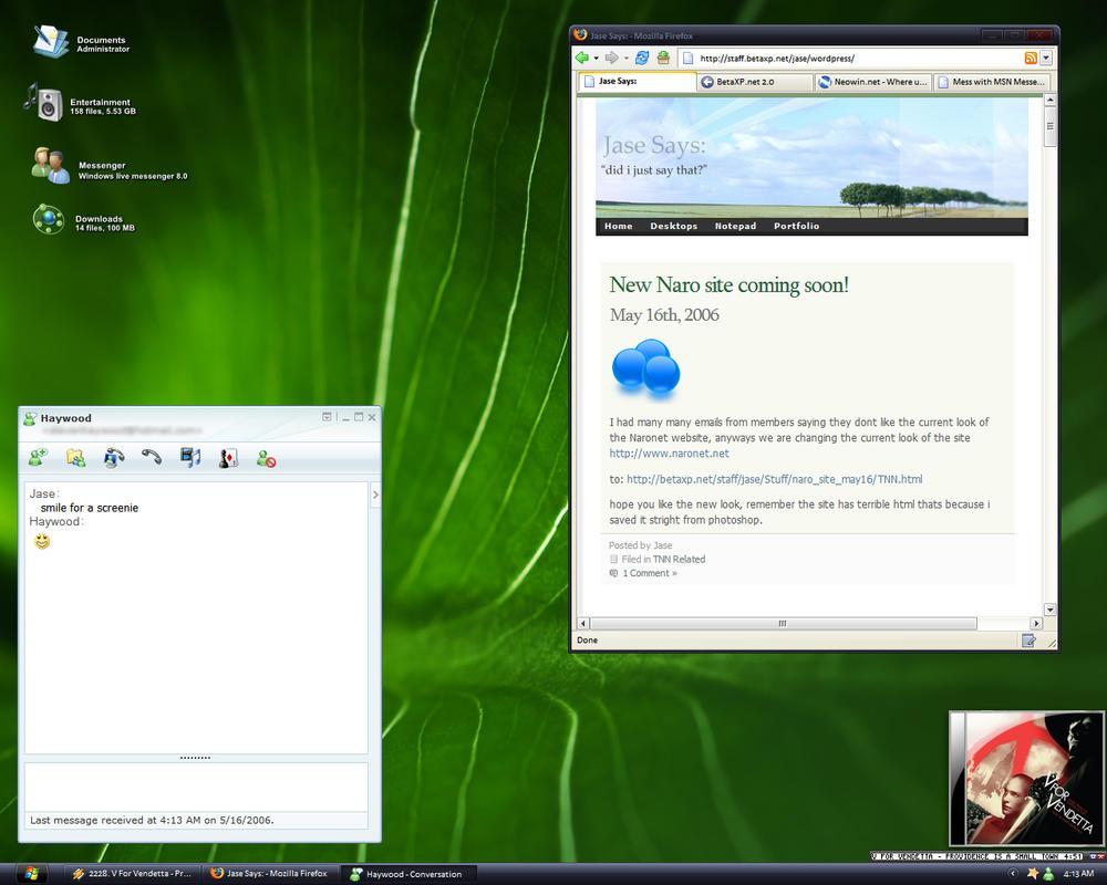 May Desktop by jeayese